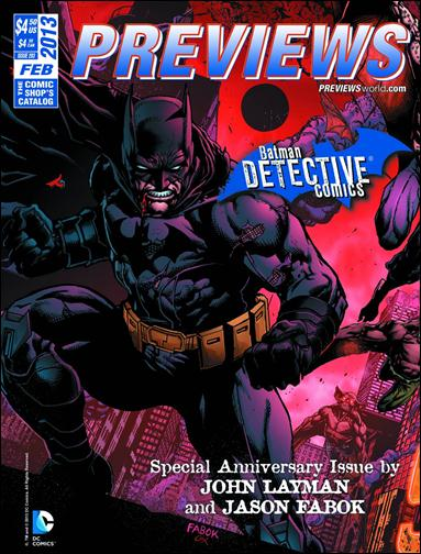 Previews 293-A by Diamond Comic Distributors