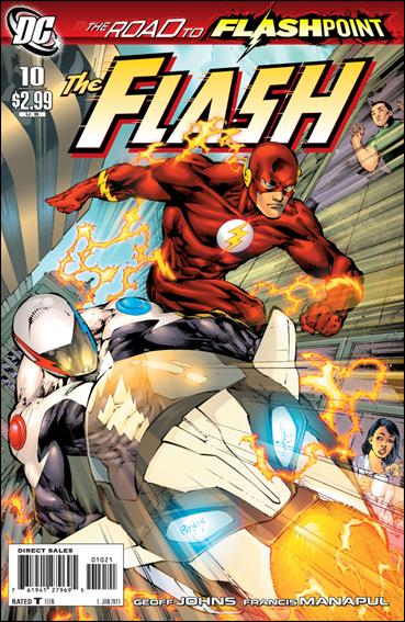 Flash (2010) 10-B by DC