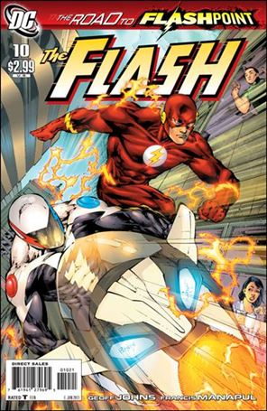 Flash (2010) 10-B