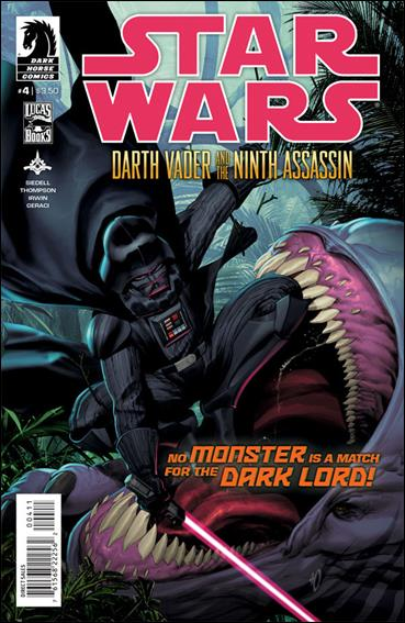 Star Wars: Darth Vader and the Ninth Assassin 4-A by Dark Horse