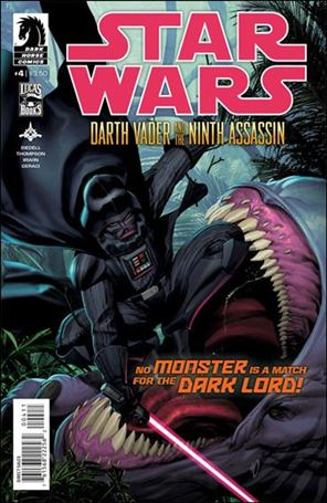 Star Wars: Darth Vader and the Ninth Assassin 4-A