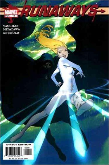 Runaways (2003) 11-A by Marvel