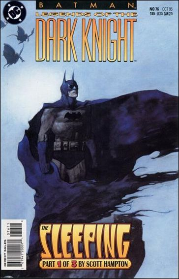 Batman: Legends of the Dark Knight 76-A by DC