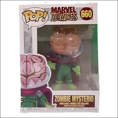 POP! Marvel Zombie Mysterio by Funko