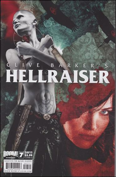Clive Barker's Hellraiser (2011) 7-A by Boom! Studios