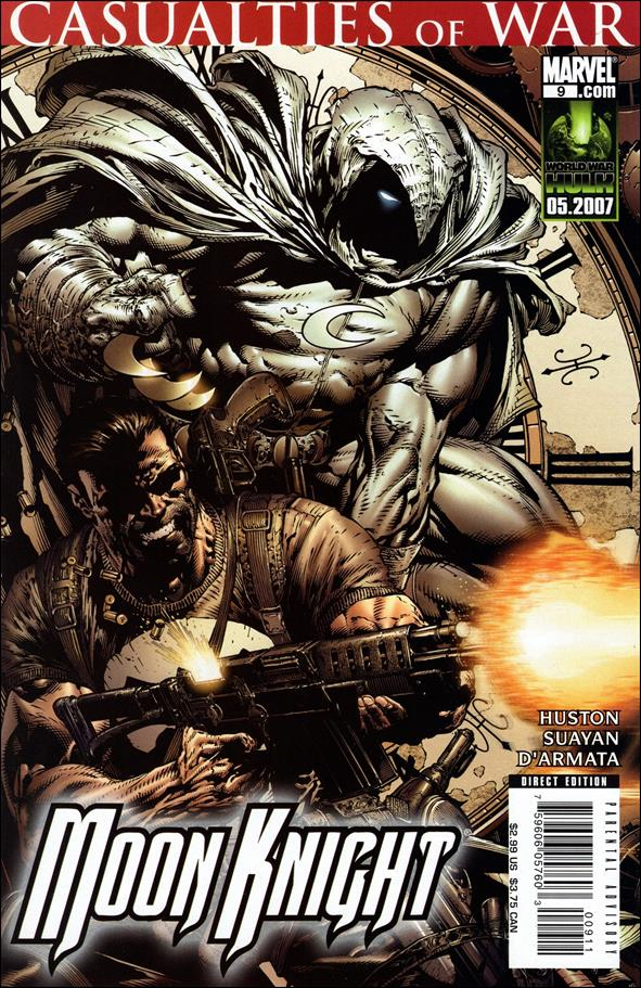 Moon Knight (2006) 9-A by Marvel