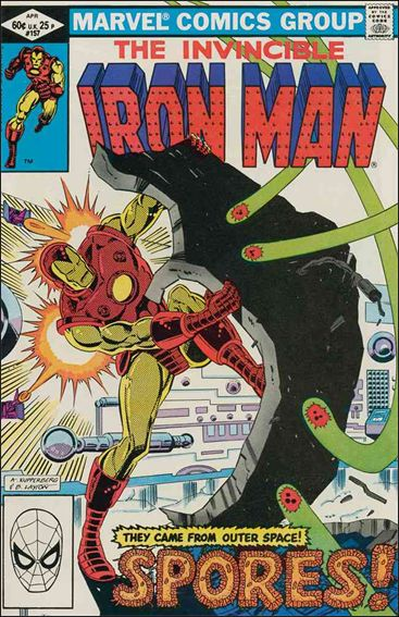 Iron Man (1968) 157-A by Marvel