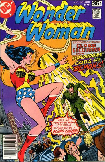 Wonder Woman (1942) 242-A by DC