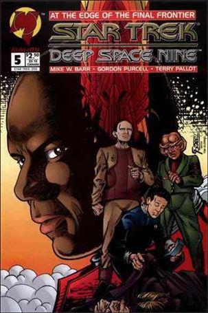 Star Trek: Deep Space Nine (1993) 5-A