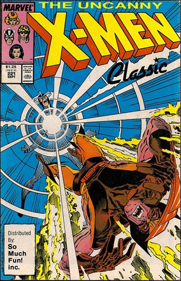 Uncanny X-Men (1981) 221-B by Marvel