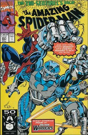 Amazing Spider-Man (1963) 351-A