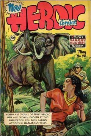 New Heroic Comics 48-A