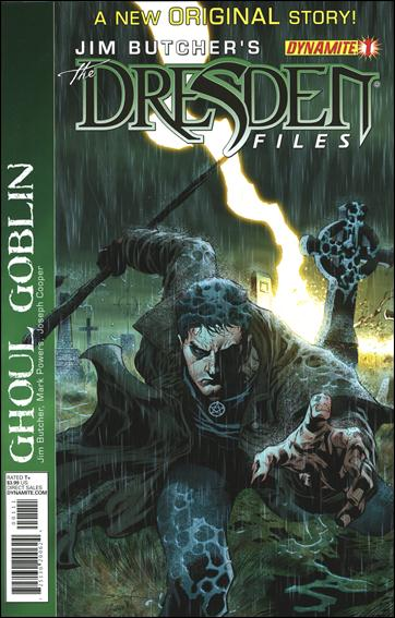 Jim Butcher's The Dresden Files: Ghoul Goblin 1-A by Dynamite Entertainment