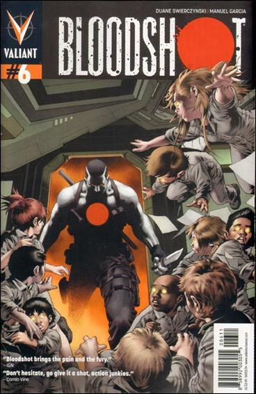 Bloodshot (2012) 6-A by Valiant Entertainment