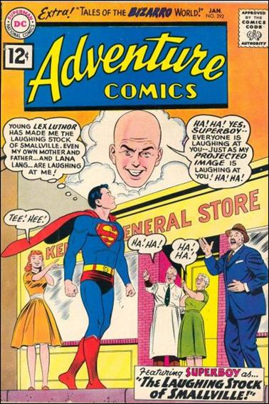 Adventure Comics (1938) 292-A by DC