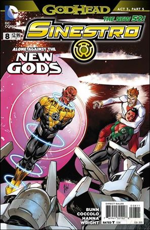 Sinestro 8-A