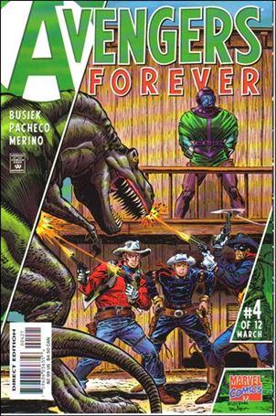 Avengers: Forever 4-B