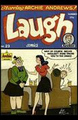 Laugh Comics (1946) 23-A