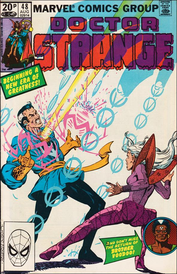Doctor Strange (1974) 48-B by Marvel