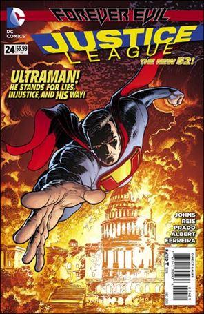 Justice League (2011) 24-D