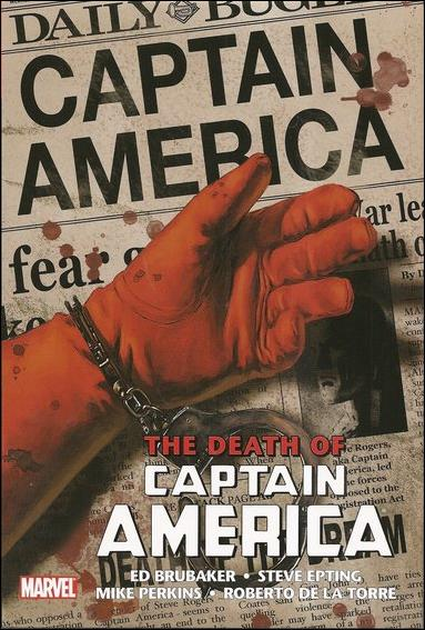 Captain America: The Death of Captain America Omnibus 1-A by Marvel