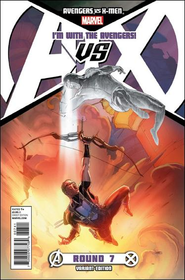 Avengers vs X-Men 7-E by Marvel