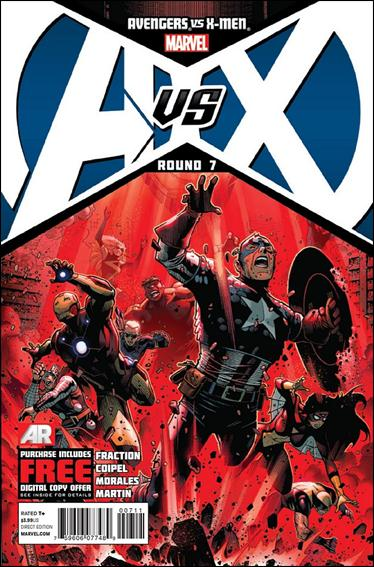 Avengers vs X-Men 7-A by Marvel