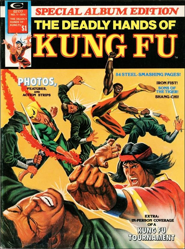 Kung Fu Special 1-A by Marvel