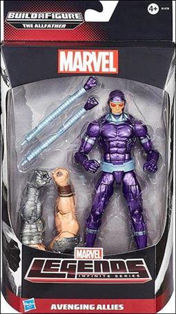 Marvel Legends Infinite: Avengers (Allfather Series)  Avenging Allies (Machine Man)