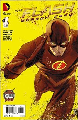 Flash: Season Zero 1-B