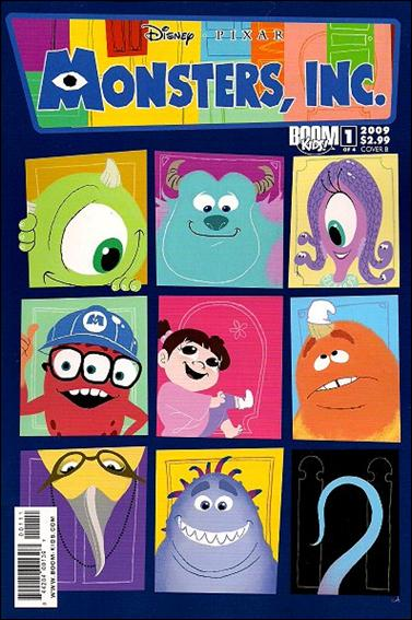 Monsters, Inc.: Laugh Factory 1-B by Boom! Kids