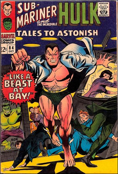 Tales to Astonish (1959) 84-A by Marvel