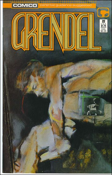 Grendel (1986) 22-A by Comico