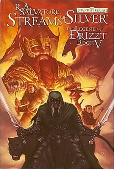 Forgotten Realms: The Legend of Drizzt 5-A by Devil's Due