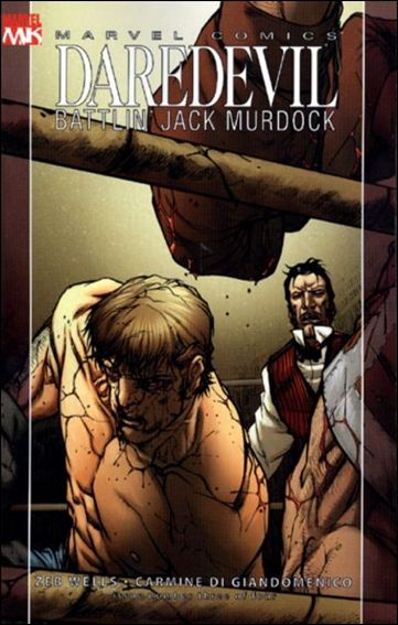 Daredevil: Battlin' Jack Murdock 3-A by Marvel