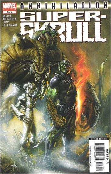 Annihilation: Super-Skrull 3-A by Marvel