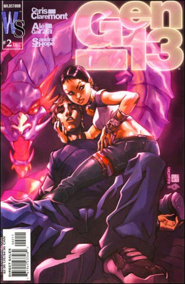 Gen13 (2002) 2-A by WildStorm