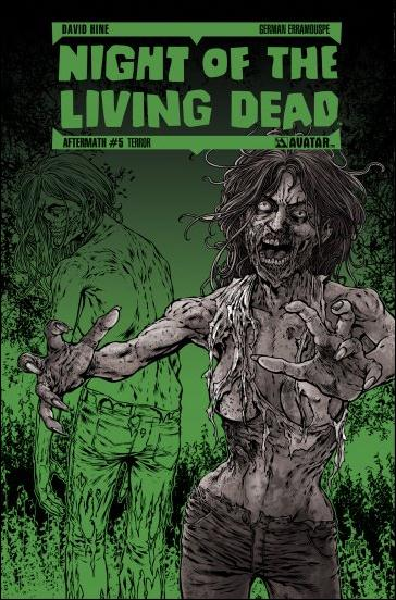Night of the Living Dead: Aftermath (2012)  5-D by Avatar Press