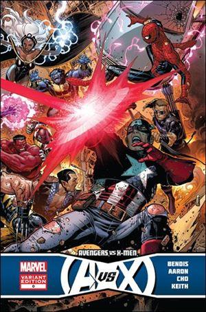 Avengers vs X-Men 0-B