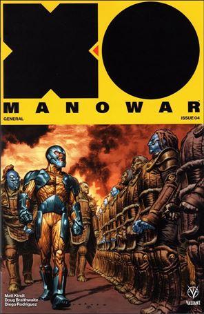 X-O Manowar (2017) 4-A