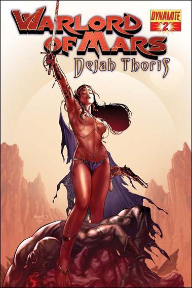 Warlord of Mars: Dejah Thoris 2-C by Dynamite Entertainment