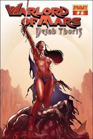 Warlord of Mars: Dejah Thoris 2-C