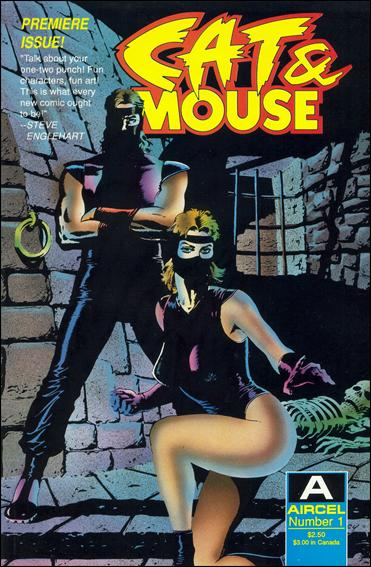 Cat & Mouse (1990) 1-A by Aircel