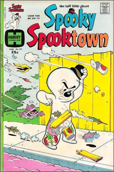 Spooky Spooktown 63-A by Harvey