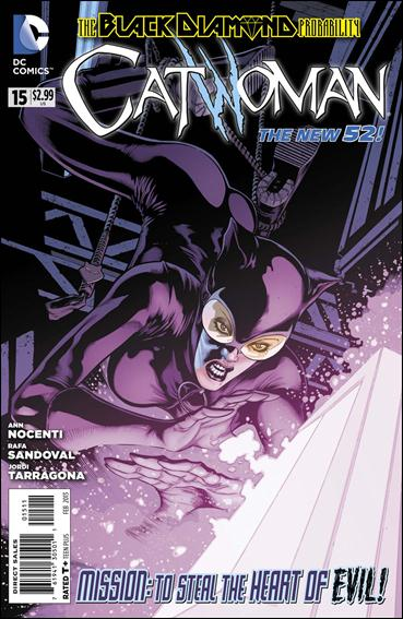 Catwoman (2011) 15-A by DC