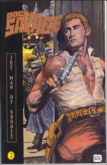 Doc Savage: The Man of Bronze 2-A by Millennium