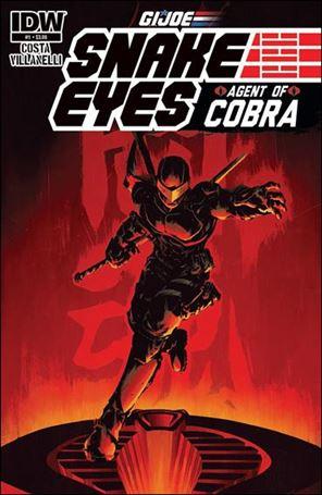 G.I. Joe: Snake Eyes, Agent of Cobra 1-A
