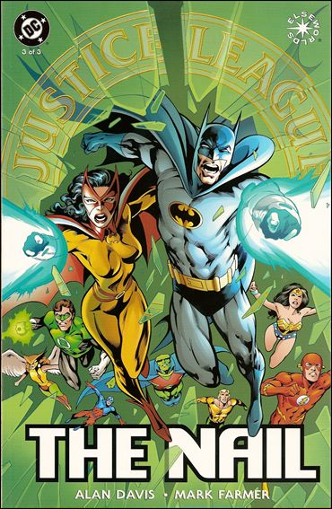 JLA: The Nail 3-A by DC