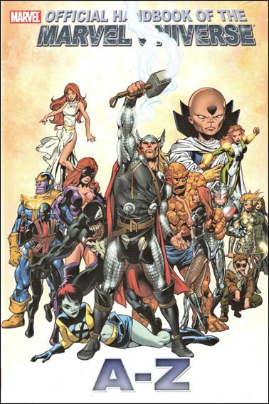 Official Handbook of the Marvel Universe A to Z 12-A by Marvel