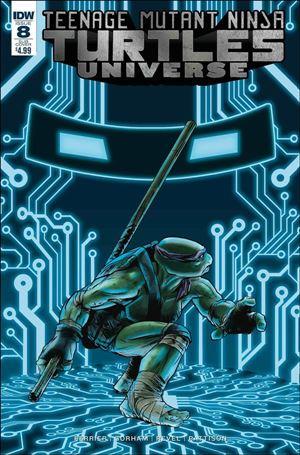 Teenage Mutant Ninja Turtles Universe 8-B